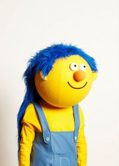 todays autistic character of the day is: yellow guy from dont hug me im scared (submitted by senpai-isnt-real ! Scared Funny, Im Scared, Becky And Joe, Little Kid Shows, Yellow Guy, Dont Hug Me, Dhmis, Creative Colour, Backgrounds