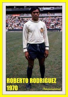 """Roberto """"Monito"""" Rodríguez Pérez, llegó del Zacatepec en 1969, jugando en la posición de extremo derecho, quien siempre destacó por ser un extremo muy veloz y hábil, lo que hizo que el """"El Monito"""" fuera apreciado por la prensa deportiva como un jugador """"valioso y excepcional"""" Actualmente sigue trabajando como visor interino en las fuerzas básicas."""
