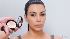 Full Episode of THE LOOK: STROBING from Kim Kardashian West by makeup artist Mario Dedivanovic