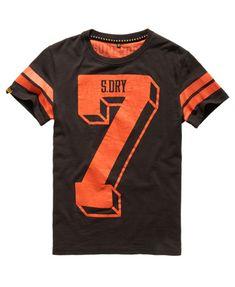 Superdry Camiseta Big Number
