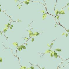 "Found it at Wayfair - Casabella II Leaves Sidewall 27' x 27"" Botanical Wallpaper"