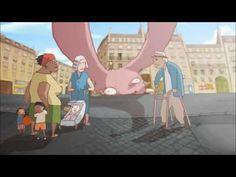 Café allongé / Happy hour- FILM COMPLET/COMPLETE SHORT FILM