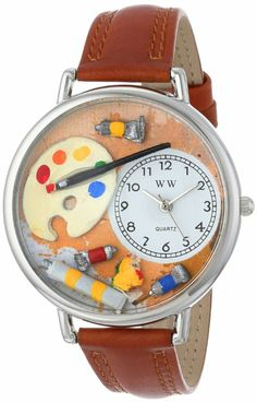 this is so cool. whimsical watches