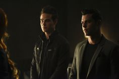 Shadowhunters - Episode - Morning Star (Season Finale) - Press Release + Promotional Photos - Part 3 of 4 Shadowhunters Tv Show, Shadowhunters The Mortal Instruments, Alberto Rosende, Simon Lewis, Jonathan Scott, Young Adult Fiction, Abc Family, City Of Bones, Popular Shows