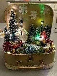Décorations De Noël Sac a main 8,5 cm Gold Inge Verre Sapin de Noël Boule Cadeau