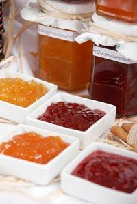 COMPOTAS – COMO TESTAR O PONTO CERTO: Jam Recipes, Canning Recipes, Gourmet Recipes, Sweet Recipes, Food C, Homemade Tea, Yummy Food, Tasty, Portuguese Recipes
