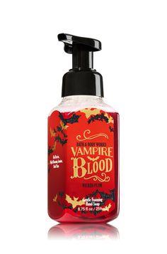 Vampire Blood - Wicked Plum Gentle Foaming Hand Soap - Soap/Sanitizer - Bath & Body Works