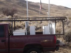 Can your truck do this? Temporary, emergency or remote site operations.