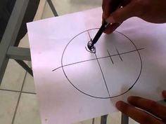 tips para dibujar un circulo perfecto