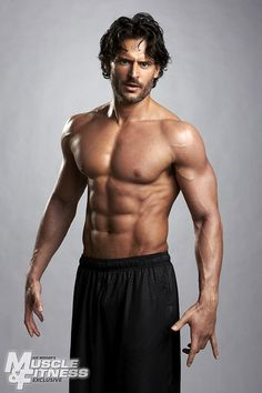 Joe Mangiello True Blood's hottest werewolf ::sigh:: My optic nerve just sizzled. LOL