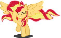 Sunset Princess-Puberty intensifies by Orin331.deviantart.com on @DeviantArt