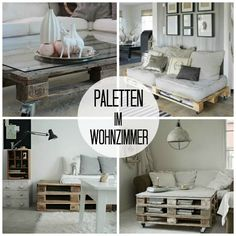 upcycling diy lounge aus paletten outdoor wohnzimmer pallet pinterest more pallets and outdoor living ideas - Wohnzimmer Couch Aus Paletten