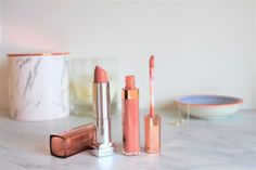 The Ultimate Nude Lipstick & Gloss: Rimmel & Charlotte Tilbury | Marble Beauty | Bloglovin'