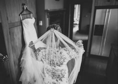 Veil. Wedding photography by Candy Capco Photography, Wellington, New Zealand