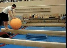 Gymnastics Fails gif | Gymnastics fail - Imgur