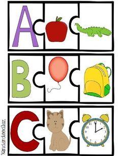 LETTER SOUND PUZZLES - TeachersPayTeachers.com