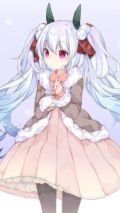 The cutest anime girls! Anime Chibi, Art Manga, Chica Anime Manga, Art Anime, Anime Kunst, Manga Girl, Anime Girls, Anime Girl Cute, Beautiful Anime Girl