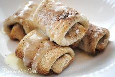 Mini White Bread Cinnamon Rolls- Easy!  Use light bread, butter spray and Splenda to make even lower cal!