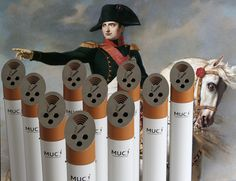 Guerra ai mozziconi! Questo è il nostro esercito! #Mucì l'acchiappamozziconi su www.segnavento.it