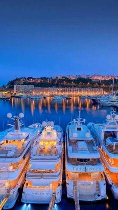 Yacht Club   Via ~LadyLuxury~