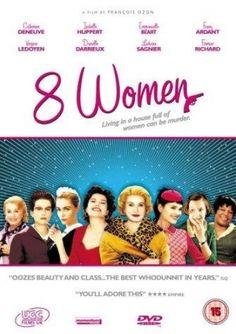 8 Women-One murdered man, eight women, each seeming to be more eager than the others to know the truth. A funny crime story. #film #horoscopes #twitburc #koc #boga #ikizler #yengec #aslan #basak #terazi #akrep #yay #oglak #kova #balik #aries #taurus #gemini #cancer #leo #virgo #libra #scorpio #sagittarius #capricorn #aquarius #pisces #8women  #zeynepturan
