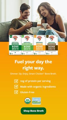 Smart Chicken Bone Broth - Nutritious & Delicious Chicken Bones, Anti Inflammatory Diet, Bone Broth, Summer Aesthetic, Want To Lose Weight, Workout Challenge, Lesbian Art, Organic, How To Plan
