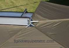 AUVENT RHINORACK 4X4 FOXWING AWNING SUNSEEKER- STORE POUR RAID 4X4 image 5