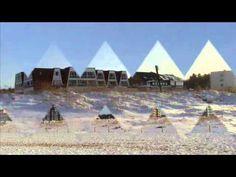 Cuxhaven-Sahlenburg im Winter - YouTube