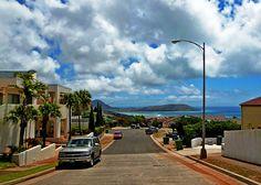View of Koko Head from Waialae Ike