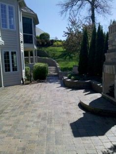 Brick Paver Cleaning and Sealing by Paver Protector in Geneva, IL. | www.paverprotector.com #paverprotector