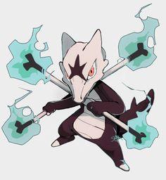 Fire Pokemon, Pokemon Alola, Pokemon Fan Art, Pikachu, Fanart Pokemon, Alolan Marowak, Instinct Pokemon, Anime Henti, Nintendo