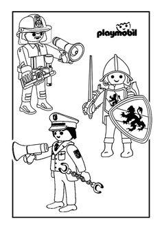 coloriage-playmobil-chevalier-pompier-policier.jpg (657×925)