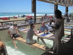 restaurants in Cape Town with sea views, photos at bloubergstrand Africa Destinations, Cape Town South Africa, And So The Adventure Begins, Beach Tops, Places Of Interest, Africa Travel, Live, Planer, Trip Advisor