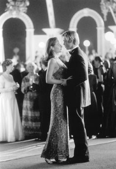 Meet Joe Black - Take love, multiply it by infinity and take it to the depths of forever... and you still have only a glimpse of how I feel for you.