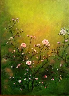 rose, oil on canvas Zen Art, Oil On Canvas, Flowers, Rose Oil, Flower Paintings, Acrylics, Google, Paintings Of Flowers, Flower Pictures