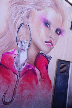Mr Shiz Street Art Graffiti, Street Artists, Tag Art, Art Gallery, Fictional Characters, Image, Street Art, Artworks, Artist