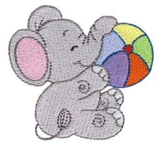 Embroidery | Free Machine Embroidery Designs | Bunnycup Embroidery | Little Jumbo