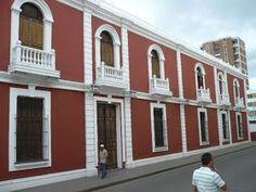 Antiguo edificio de la Gobernacion del estado,Barquisimeto edo Lara,Venezuela.