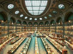 Bibliothèque Nationale de France, Paris