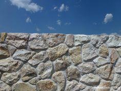 Rocks Melan met een lichte kleur voeg.