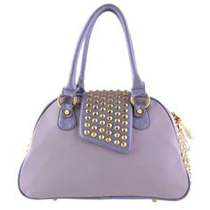 ce94ac54ec The Christian Audigier Gwen Bowler Bag is a popular bag and is part of the  CA