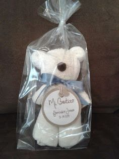 Super Ideas For Baby Shower Souvenirs Manualidades Teddy Bears Deco Baby Shower, Baby Shower Parties, Baby Boy Shower, Baby Shower Gifts, Baby Gifts, Baby Shower Souvenirs, Towel Animals, Teddy Bear Baby Shower, Towel Crafts