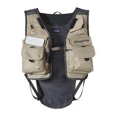 Patagonia Hybrid Pack Vest - El Cap Khaki ELKH-836