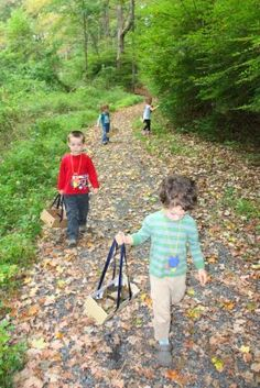 Little Acorn Learning Forest Preschool Program in Brookfield, CT