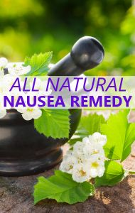 Byronia is the best homeopathic remedy for nausea. Get more ideas for natural home remedies!