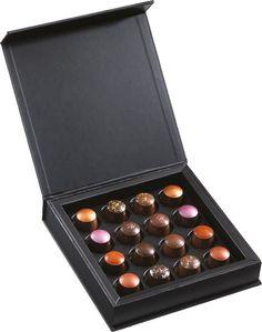 Le coffret Capsules de chocolats par Olivier Hautot - Coffret Exotique