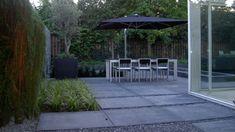 Bekkers Hoveniers - Moderne minimalistische tuin
