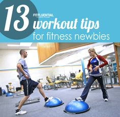 Fitness Tips : Illustration Description Just getting started? Here are trainer tips for fitness newbies. You Fitness, Fitness Tips, Fitness Motivation, Health Fitness, Fitness Exercises, Physical Fitness Program, Workout Plan For Beginners, Travel Workout, Easy Workouts