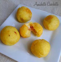 Crocchette di patate farcite
