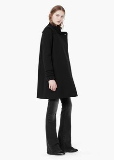 Belted wool coat - Women | Pinterest | Wool coats, Mango outlet and ...